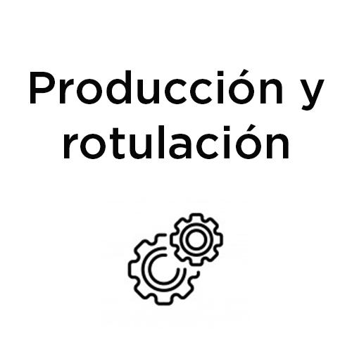 Publicidad exterior producción y rotulación