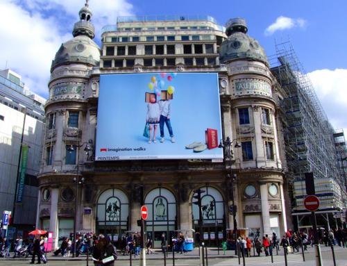 ¿Cuántos impactos genera la publicidad exterior?